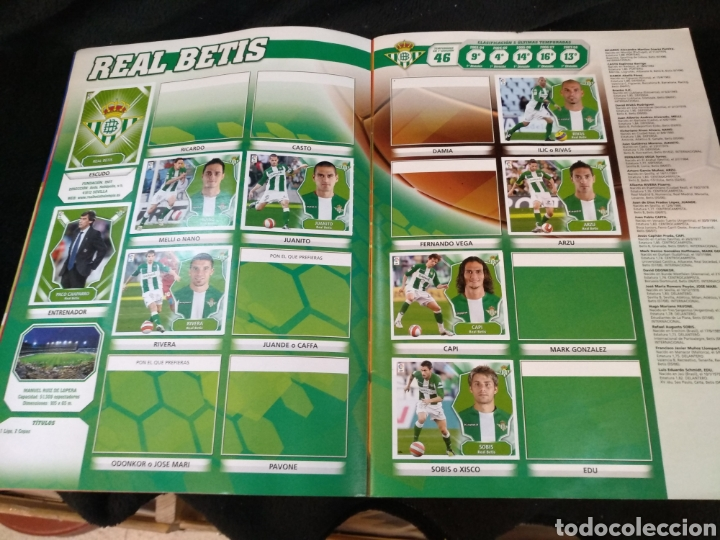 Coleccionismo deportivo: Álbum liga 2008-2009, incompleto - Foto 8 - 245949260
