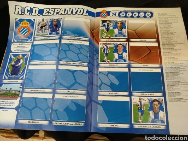 Coleccionismo deportivo: Álbum liga 2008-2009, incompleto - Foto 10 - 245949260
