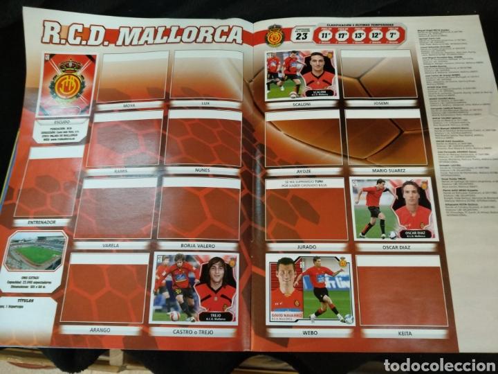 Coleccionismo deportivo: Álbum liga 2008-2009, incompleto - Foto 14 - 245949260