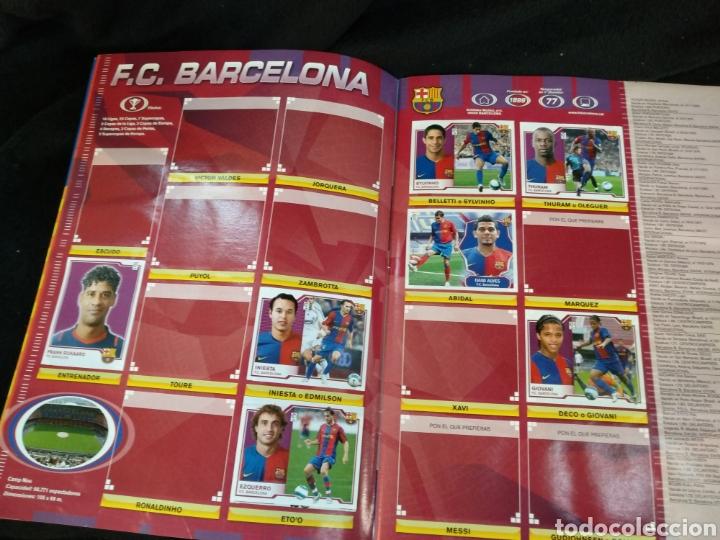 Coleccionismo deportivo: Álbum liga 2008-2009, incompleto - Foto 5 - 245949950