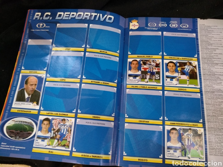 Coleccionismo deportivo: Álbum liga 2008-2009, incompleto - Foto 7 - 245949950