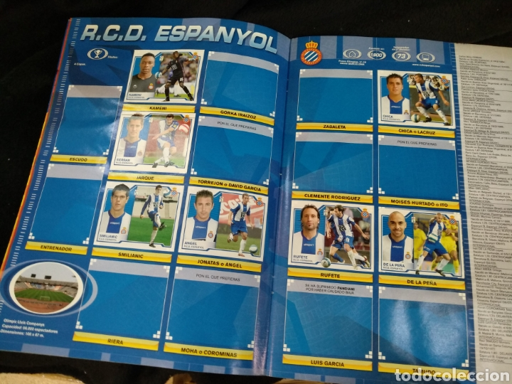 Coleccionismo deportivo: Álbum liga 2008-2009, incompleto - Foto 8 - 245949950