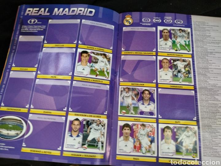 Coleccionismo deportivo: Álbum liga 2008-2009, incompleto - Foto 11 - 245949950