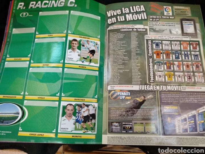 Coleccionismo deportivo: Álbum liga 2008-2009, incompleto - Foto 15 - 245949950