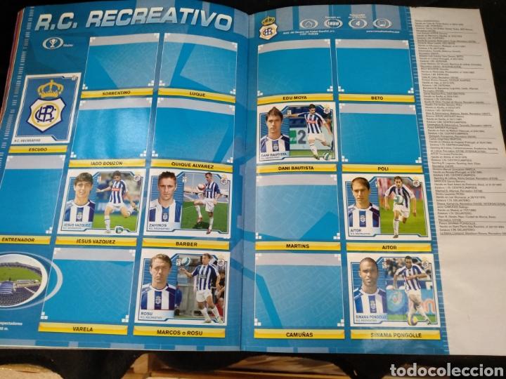 Coleccionismo deportivo: Álbum liga 2008-2009, incompleto - Foto 17 - 245949950