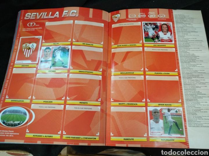 Coleccionismo deportivo: Álbum liga 2008-2009, incompleto - Foto 18 - 245949950