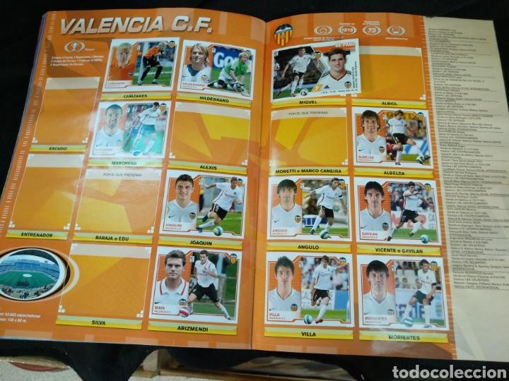 Coleccionismo deportivo: Álbum liga 2008-2009, incompleto - Foto 19 - 245949950