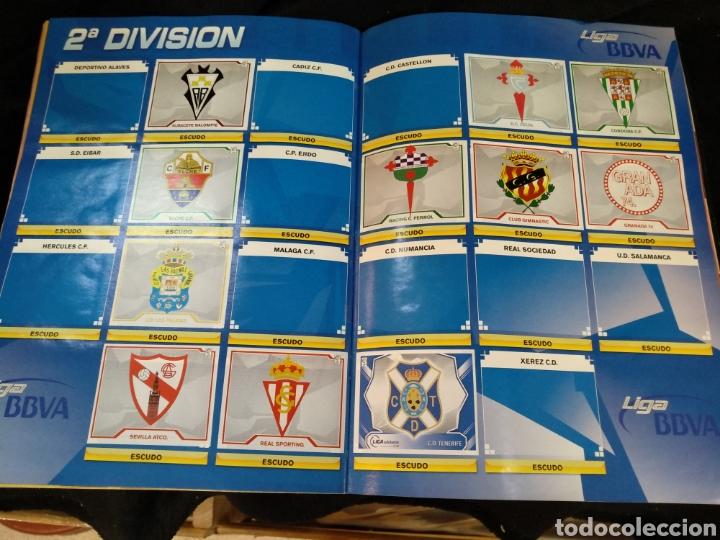 Coleccionismo deportivo: Álbum liga 2008-2009, incompleto - Foto 23 - 245949950