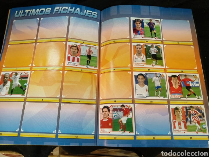 Coleccionismo deportivo: Álbum liga 2008-2009, incompleto - Foto 24 - 245949950