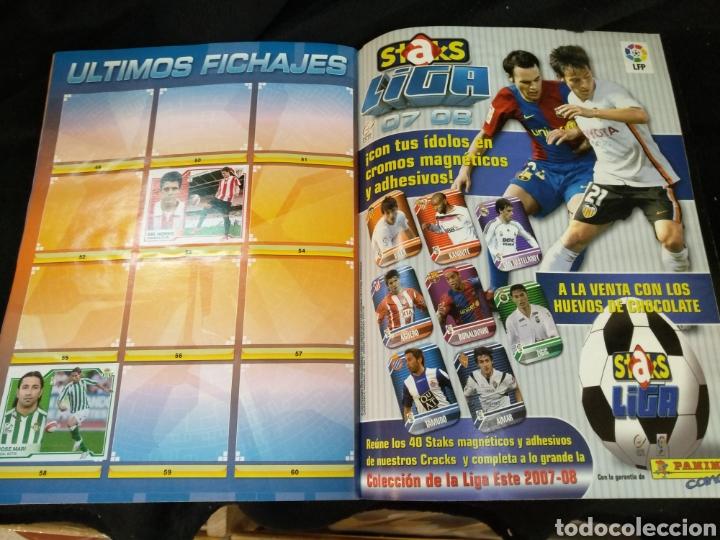 Coleccionismo deportivo: Álbum liga 2008-2009, incompleto - Foto 26 - 245949950