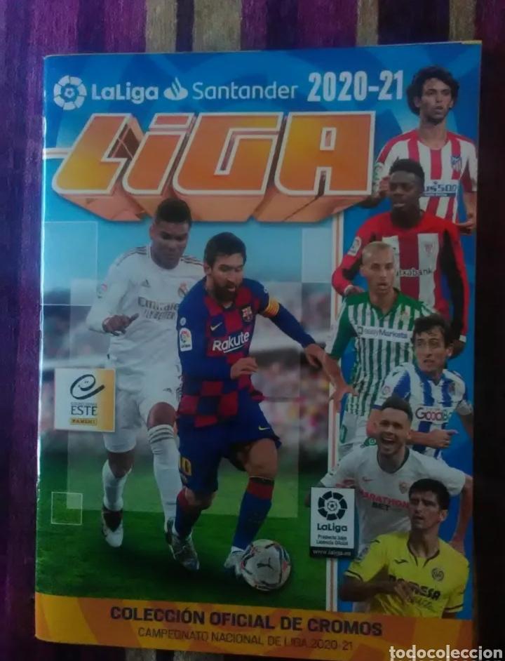 ÁLBUM ADRENALYN 20,22 PANINI. (Coleccionismo Deportivo - Álbumes y Cromos de Deportes - Álbumes de Fútbol Incompletos)
