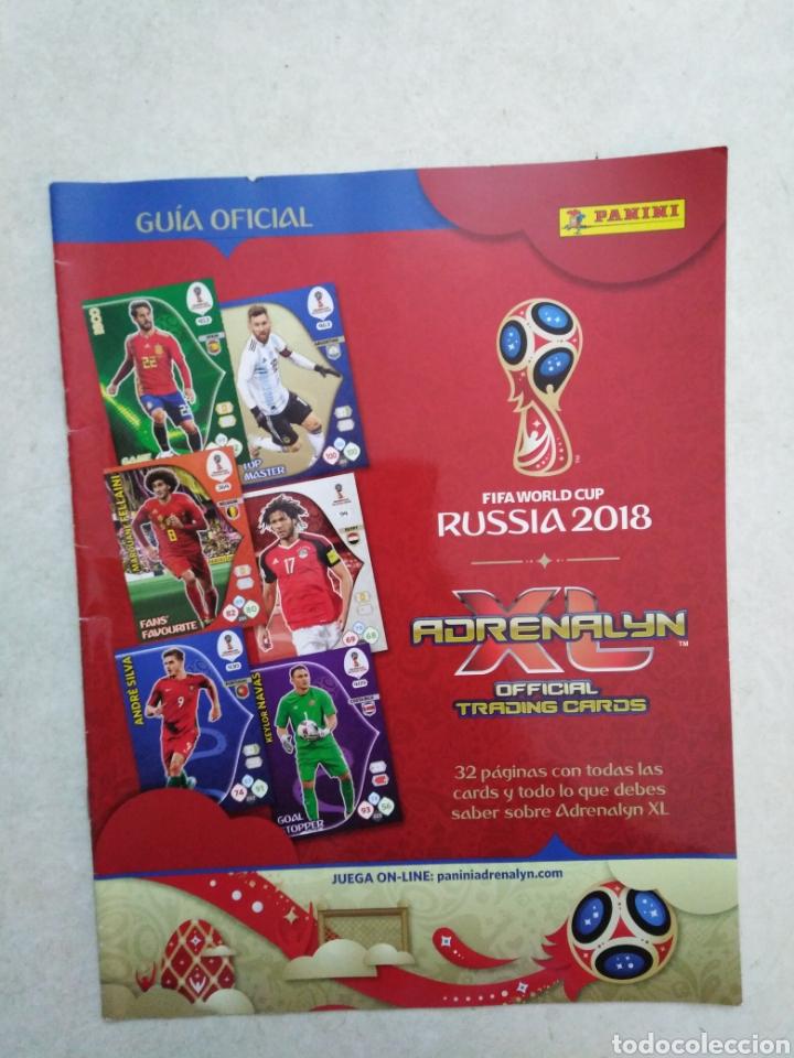 Coleccionismo deportivo: Lote de fifa World cup Russia 2018 ( observar fotos ) - Foto 2 - 246012650