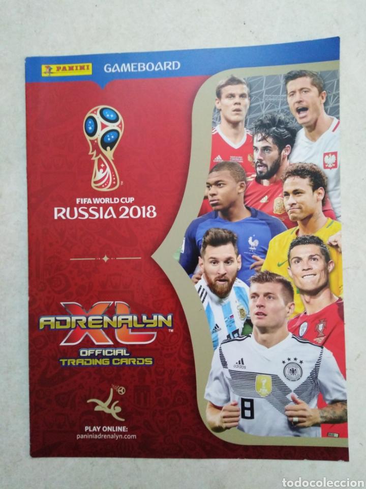 Coleccionismo deportivo: Lote de fifa World cup Russia 2018 ( observar fotos ) - Foto 4 - 246012650