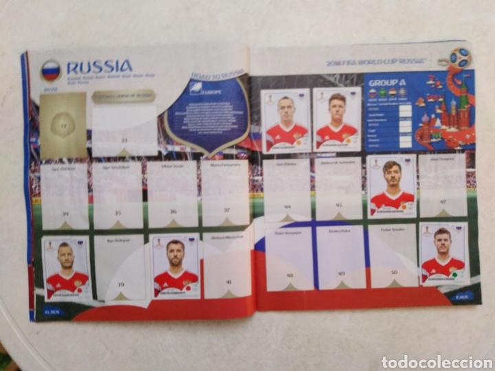 Coleccionismo deportivo: Lote de fifa World cup Russia 2018 ( observar fotos ) - Foto 13 - 246012650