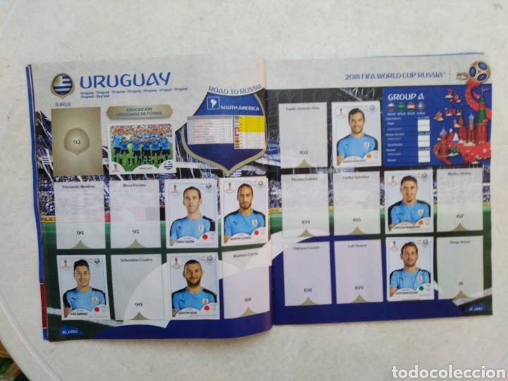 Coleccionismo deportivo: Lote de fifa World cup Russia 2018 ( observar fotos ) - Foto 16 - 246012650
