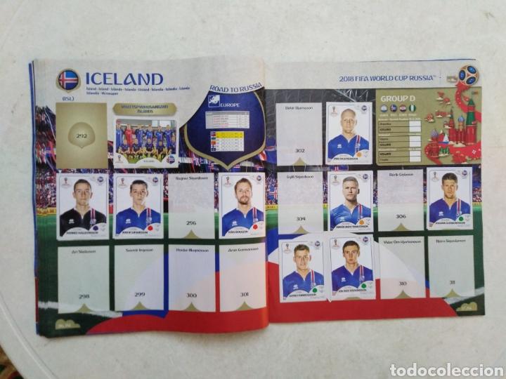 Coleccionismo deportivo: Lote de fifa World cup Russia 2018 ( observar fotos ) - Foto 26 - 246012650