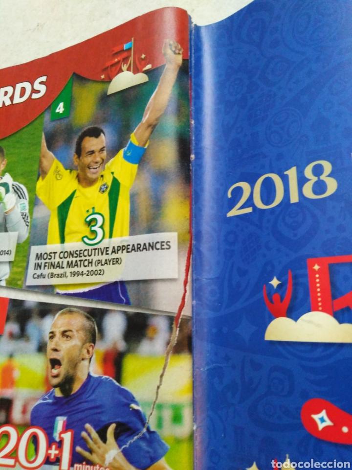 Coleccionismo deportivo: Lote de fifa World cup Russia 2018 ( observar fotos ) - Foto 50 - 246012650