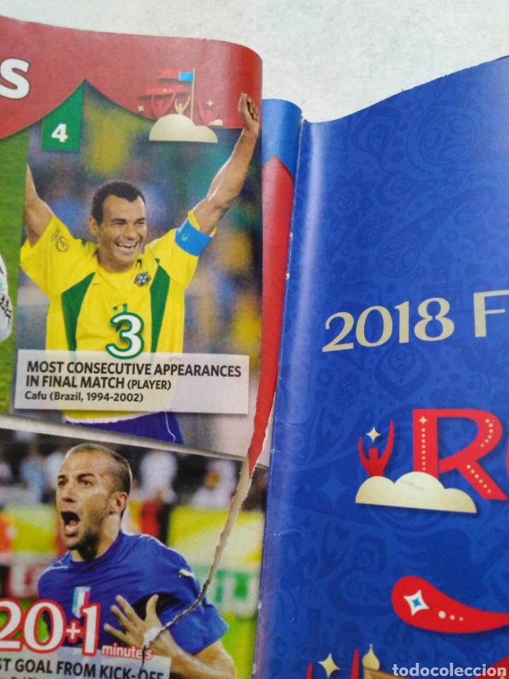 Coleccionismo deportivo: Lote de fifa World cup Russia 2018 ( observar fotos ) - Foto 51 - 246012650