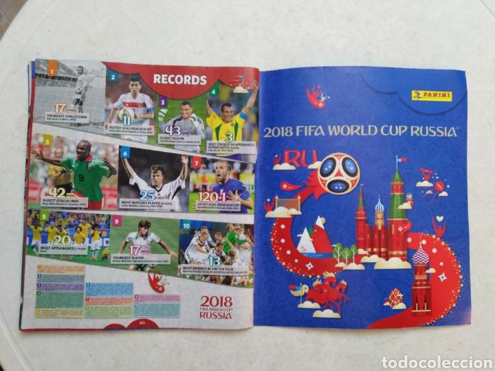 Coleccionismo deportivo: Lote de fifa World cup Russia 2018 ( observar fotos ) - Foto 52 - 246012650