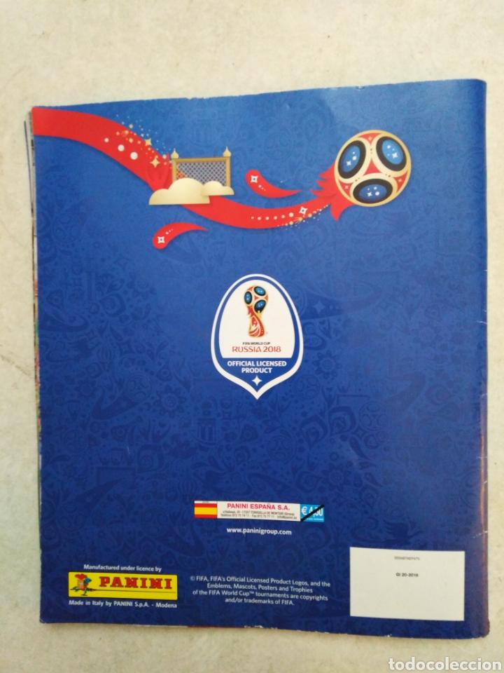 Coleccionismo deportivo: Lote de fifa World cup Russia 2018 ( observar fotos ) - Foto 53 - 246012650
