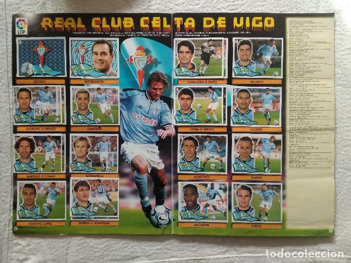 Coleccionismo deportivo: ALBUM CASI COMPLETO EDICIONES ESTE LIGA 00 01 2000 2001 VER FOTOS COMPLETAS - Foto 6 - 246039410