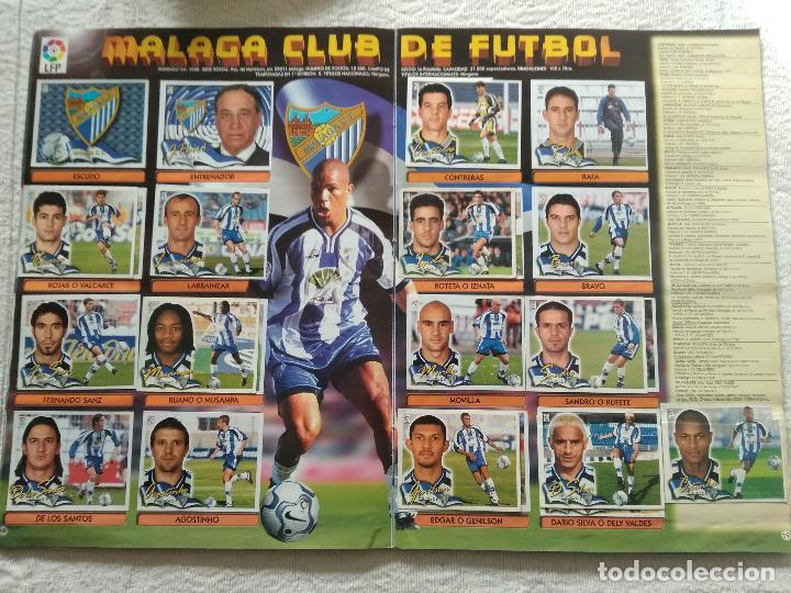 Coleccionismo deportivo: ALBUM CASI COMPLETO EDICIONES ESTE LIGA 00 01 2000 2001 VER FOTOS COMPLETAS - Foto 11 - 246039410
