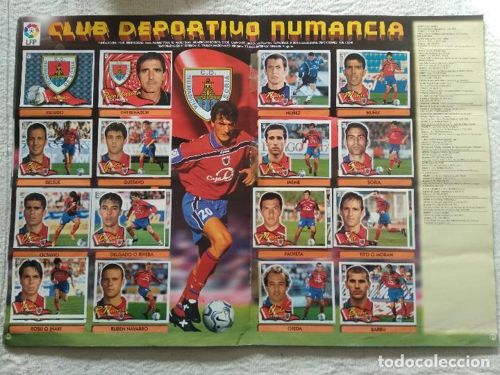 Coleccionismo deportivo: ALBUM CASI COMPLETO EDICIONES ESTE LIGA 00 01 2000 2001 VER FOTOS COMPLETAS - Foto 14 - 246039410