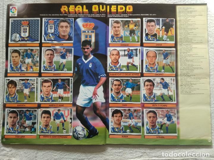 Coleccionismo deportivo: ALBUM CASI COMPLETO EDICIONES ESTE LIGA 00 01 2000 2001 VER FOTOS COMPLETAS - Foto 16 - 246039410