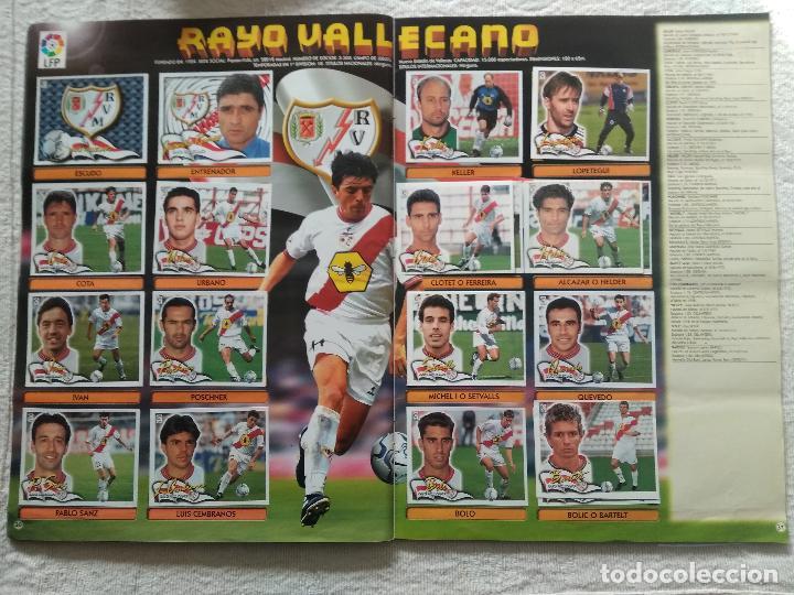 Coleccionismo deportivo: ALBUM CASI COMPLETO EDICIONES ESTE LIGA 00 01 2000 2001 VER FOTOS COMPLETAS - Foto 18 - 246039410