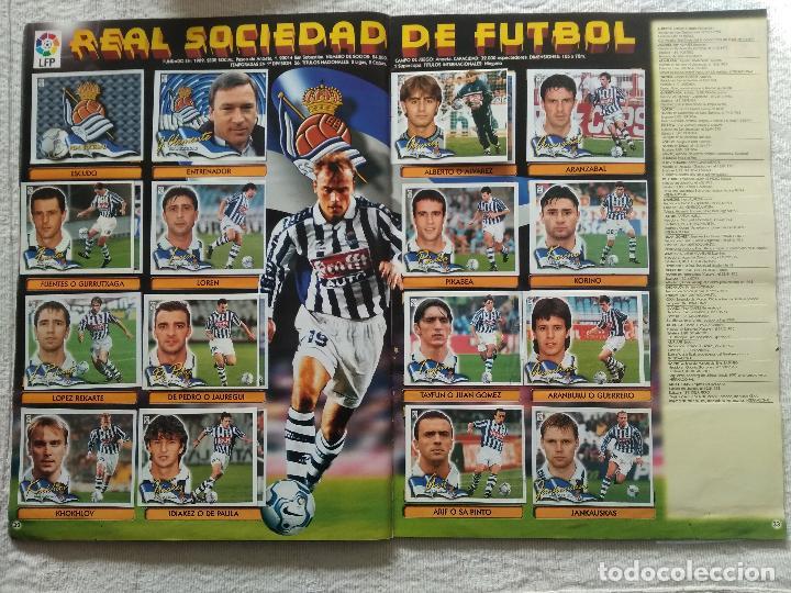 Coleccionismo deportivo: ALBUM CASI COMPLETO EDICIONES ESTE LIGA 00 01 2000 2001 VER FOTOS COMPLETAS - Foto 19 - 246039410