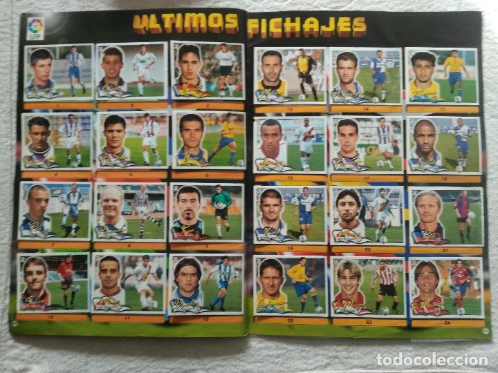 Coleccionismo deportivo: ALBUM CASI COMPLETO EDICIONES ESTE LIGA 00 01 2000 2001 VER FOTOS COMPLETAS - Foto 24 - 246039410