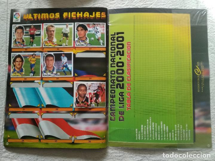 Coleccionismo deportivo: ALBUM CASI COMPLETO EDICIONES ESTE LIGA 00 01 2000 2001 VER FOTOS COMPLETAS - Foto 25 - 246039410