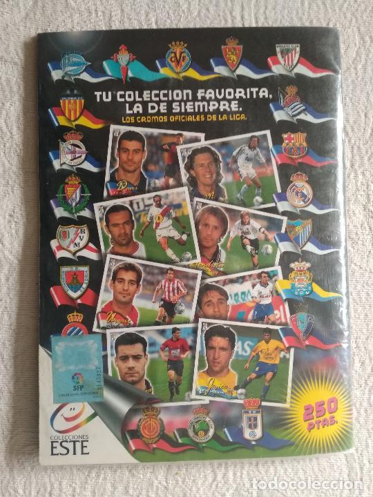 Coleccionismo deportivo: ALBUM CASI COMPLETO EDICIONES ESTE LIGA 00 01 2000 2001 VER FOTOS COMPLETAS - Foto 26 - 246039410