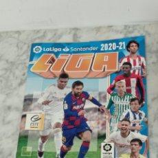 Coleccionismo deportivo: ALBUM FUTBOL PANINI LIGA 2020-21 VACIO. Lote 247710085