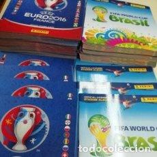 Coleccionismo deportivo: 15 ALBUNES UEFA 2916. NUEVOS. Lote 247816785