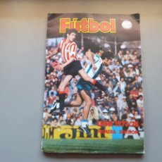 Coleccionismo deportivo: ALBUM COMPLETO CON 21 FICHAJES LIGA ESTE 77 78 1977 1978 CON TODOS LOS CROMOS DOBLES Y PABLO COLOCA. Lote 248691950