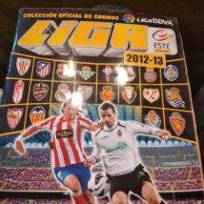 Coleccionismo deportivo: M-27 ALBUM LIGA ESTE PANINI FUTBOL 2012 2013 12 13 VER FOTOS PARA ESTADO Y CROMO2. Lote 249364465