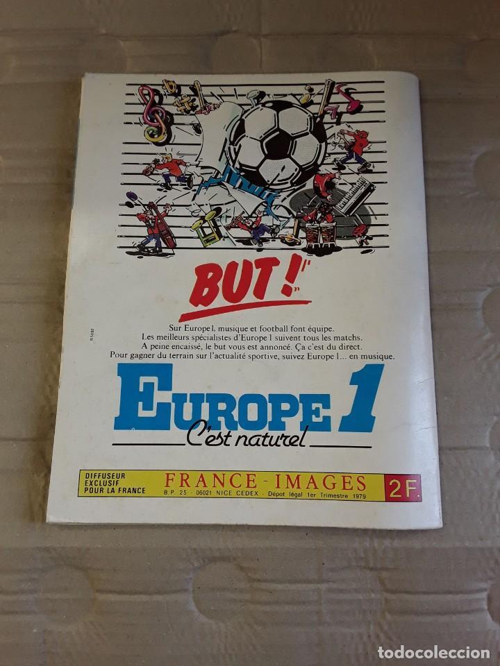 Coleccionismo deportivo: Panini Álbúm France Football 79 en images. Original de época; año 1979. Division I y division II - Foto 2 - 226485115