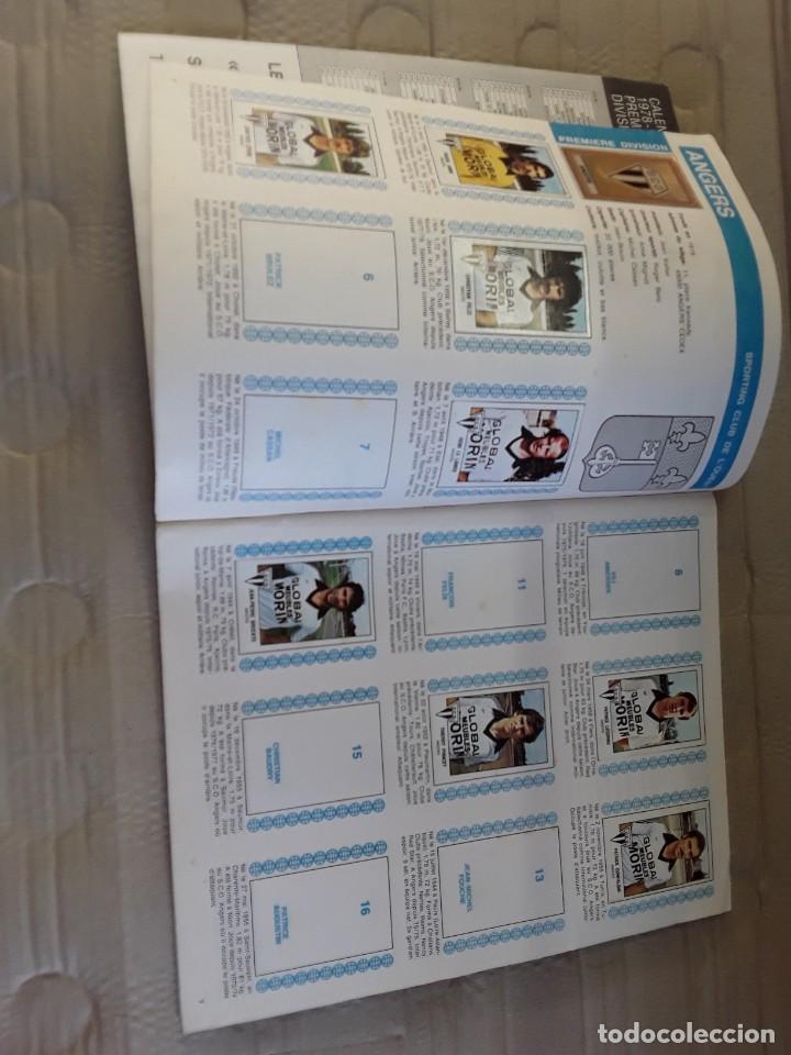 Coleccionismo deportivo: Panini Álbúm France Football 79 en images. Original de época; año 1979. Division I y division II - Foto 4 - 226485115