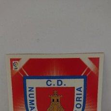Collezionismo sportivo: ESTE 08 09 NUMANCIA ESCUDO LIGA ESTE 2008 2009 NUNCA PEGADO. Lote 250262455