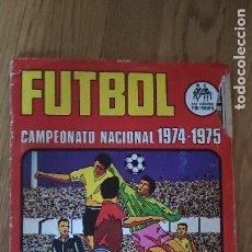 Coleccionismo deportivo: ÁLBUM CAMPEONATO NACIONAL 1974 1975 RUIZ ROMERO. Lote 250318745