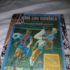 Coleccionismo deportivo: CRUYFF EN ALBUM MUY RARO DE 1975-76 DE MATEO MIRETE CASI COMPLETO. Lote 251119360