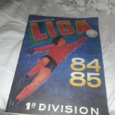 Coleccionismo deportivo: ALBUM DE CROMOS CANO 1984-85. Lote 251703770