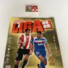 Coleccionismo deportivo: COLECCIÓN OFICIAL LIGA 08/09 COLECCIONES ESTE 2008 2009. Lote 252054580