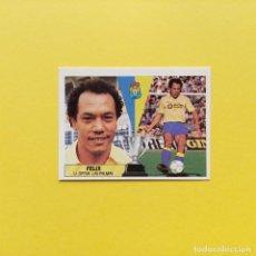 Collezionismo sportivo: FELIX UD LAS PALMAS EDICIONES ESTE 1987 1988 LIGA 87 88 SIN PEGAR NUNCA PEGADO. Lote 253131525
