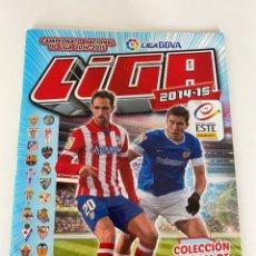 Coleccionismo deportivo: ÁLBUM LIGA 2014-2015 COLECCIONES ESTE PANINI. Lote 253789105