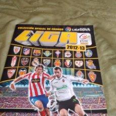 Coleccionismo deportivo: M-33 ALBUM DE FUTBOL ESTE PANINI LIGA 2012 2013 12 13 VER FOTOS PARA ESTADO Y CROMOS INCLUYE MESSI. Lote 253811965