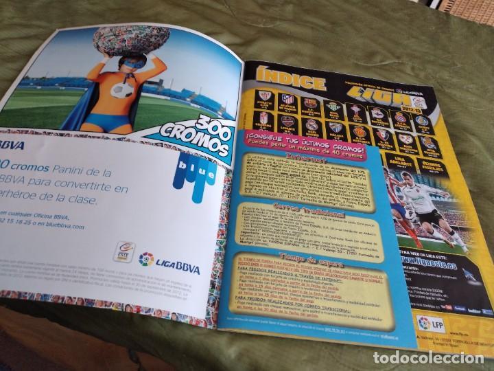 Coleccionismo deportivo: M-33 ALBUM DE FUTBOL ESTE PANINI LIGA 2012 2013 12 13 VER FOTOS PARA ESTADO Y CROMOS INCLUYE MESSI - Foto 2 - 253811965