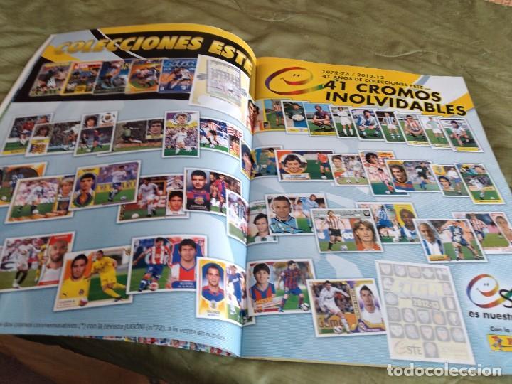 Coleccionismo deportivo: M-33 ALBUM DE FUTBOL ESTE PANINI LIGA 2012 2013 12 13 VER FOTOS PARA ESTADO Y CROMOS INCLUYE MESSI - Foto 3 - 253811965