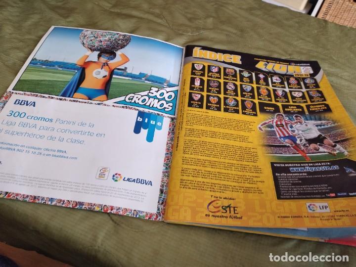 Coleccionismo deportivo: M-33 ALBUM DE FUTBOL ESTE PANINI LIGA 2012 2013 12 13 VER FOTOS PARA ESTADO Y CROMOS INCLUYE MESSI - Foto 2 - 253812395